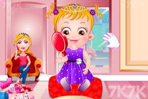 《可爱宝贝花童体验》截图2