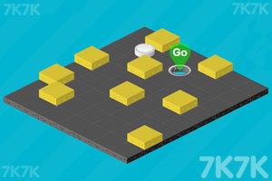 《冰球进洞》游戏画面2