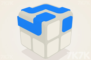 《旋转的方块》游戏画面2