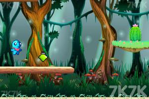 《小怪丛林跑酷》截图2