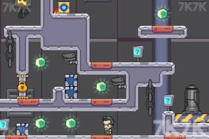 《外太空逃脱》游戏画面1