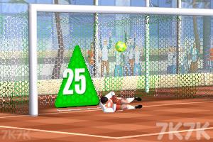 《街头足球小霸王》游戏画面3
