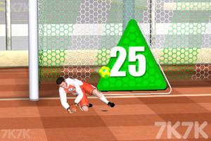 《街头足球小霸王》游戏画面2