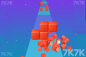 《方块向前》游戏画面1