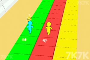 《障碍赛跑3D》游戏画面1