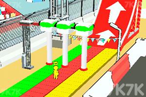 《障碍赛跑3D》游戏画面2