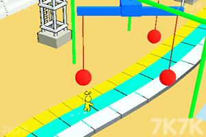 《障碍赛跑3D》游戏画面3