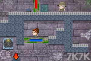 《阿兹特克冒险H5》游戏画面1