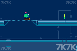 《机器人前进》游戏画面1