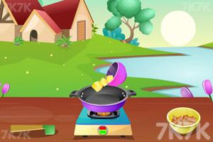 《制作美味雞肉面》游戲畫面3
