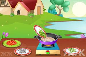 《制作美味雞肉面》游戲畫面2
