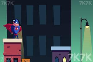 《超人跳跃》游戏画面3