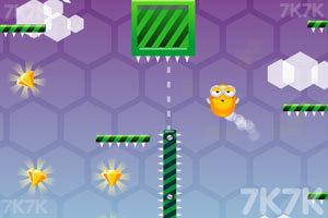 《蜜蜂集宝石》游戏画面3