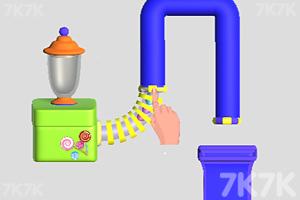 《连接球管》游戏画面1