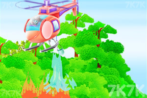 《宝贝泰勒消防员体验》游戏画面3