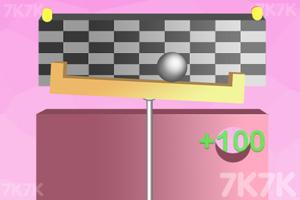 《控制平衡球》游戏画面3