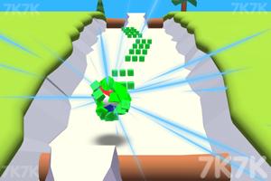 《黏球向前冲》游戏画面3