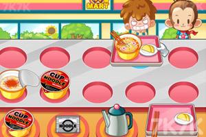 《开家海鲜泡面店中文版》游戏画面1