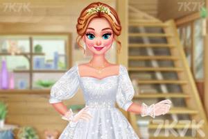 《魔法礼服设计》游戏画面1