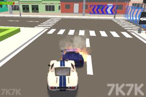 《城市賽車競賽》截圖3