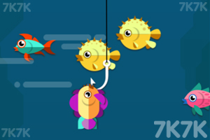 《深海钓鱼大师》游戏画面1