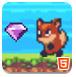 《狐狸跑酷》在线玩