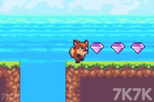 《狐狸跑酷》截图1