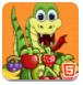 蛇蛇吃水果