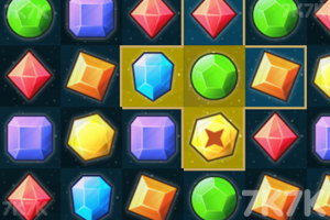 《宝石方块对对碰》游戏画面3