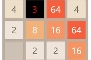 2048障碍数字