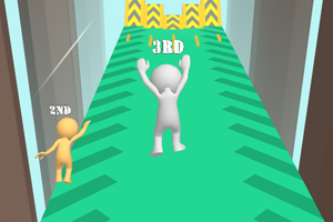 3D趣味赛跑