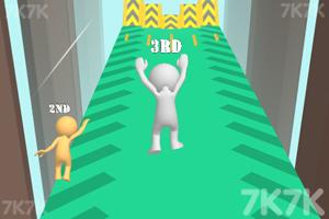 《3D趣味赛跑》游戏画面3