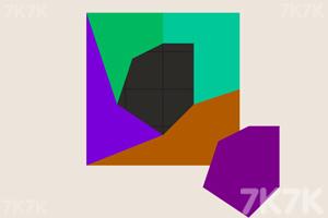 《趣味七巧板》游戏画面1