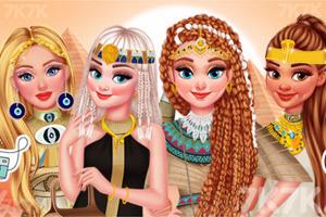 《埃及时尚旅行》游戏画面1
