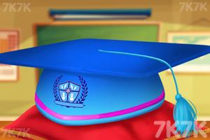 《少女畢業派對》游戲畫面4