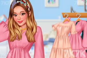 《女团的荷叶裙》游戏画面4
