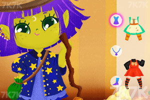 《超萌女巫超能力》游戲畫面3