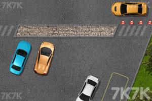 《停車時間H5》游戲畫面1