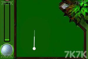 《迷你高尔夫赛》游戏画面3