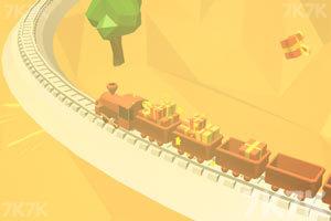 《火车冲鸭》游戏画面2