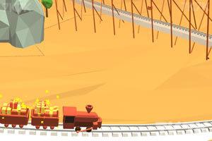 《火车冲鸭》游戏画面4