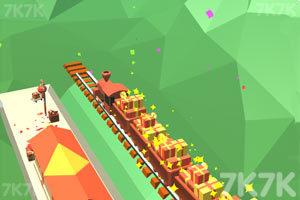 《火车冲鸭》游戏画面3