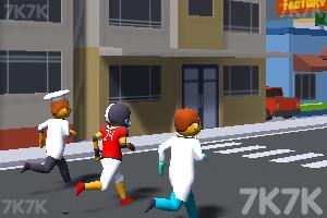 《新街頭跑酷》游戲畫面3