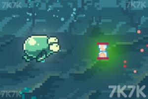 《青蛙快跑》游戏画面2