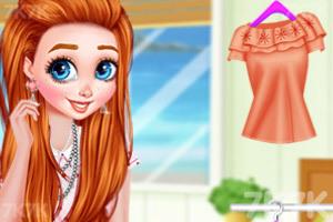 《公主混搭時裝》游戲畫面2