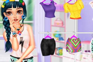 《公主混搭时装》游戏画面3