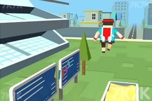 《喷气跳远》游戏画面3