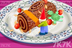 《妈妈的圣诞蛋糕》游戏画面1