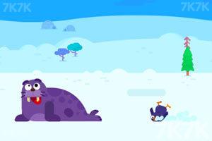 《飞翔吧企鹅2》游戏画面2