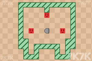 《反向射方块》游戏画面3